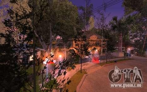 New Grove Street 50 für GTA San Andreas zweiten Screenshot