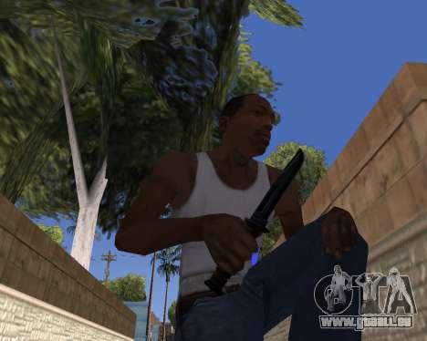 HD Weapon Pack pour GTA San Andreas troisième écran
