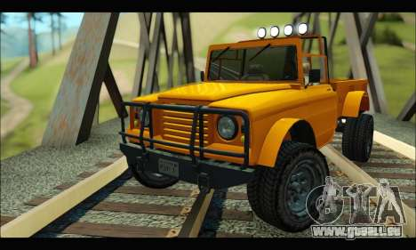 Canis Bodhi (GTA V) pour GTA San Andreas