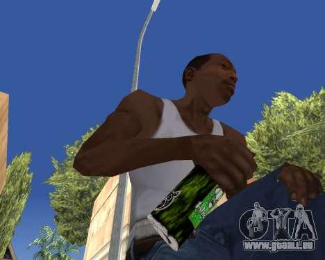 HD Weapon Pack pour GTA San Andreas dixième écran