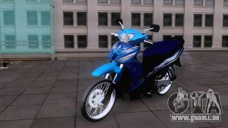 Yamaha Vega RR pour GTA San Andreas