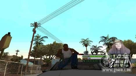 C-HUD Obey für GTA San Andreas zweiten Screenshot