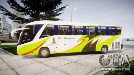Marcopolo Paradiso G7 1200 PO Haryant pour GTA 4 est une gauche