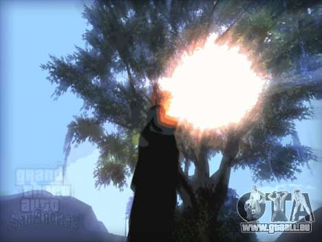 De nouveaux écrans de chargement pour GTA San Andreas septième écran