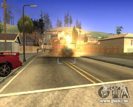 GTA 5 Effects pour GTA San Andreas troisième écran