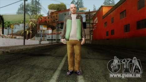 GTA 4 Skin 60 pour GTA San Andreas