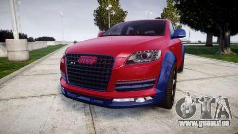 Audi Q7 2009 ABT Sportsline pour GTA 4