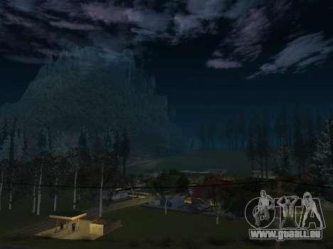 Real California Timecyc für GTA San Andreas zweiten Screenshot