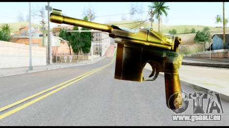 Mauser from Metal Gear Solid pour GTA San Andreas