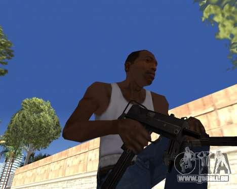 HD Weapon Pack pour GTA San Andreas septième écran
