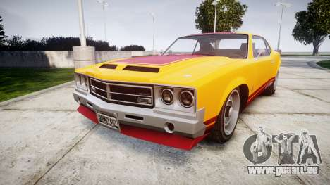 Declasse Sabre GT Little Wheel pour GTA 4