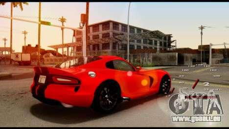 Car Speed Constant 2 v2 pour GTA San Andreas