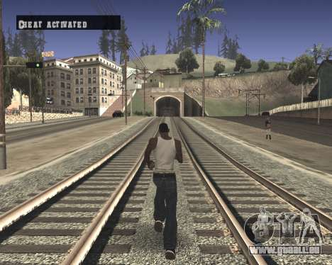 Colormod High Black für GTA San Andreas zweiten Screenshot