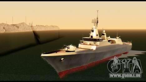Admiral Sergey Gorshkov für GTA San Andreas