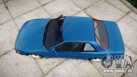 Nissan Silvia S13 Missile für GTA 4 rechte Ansicht