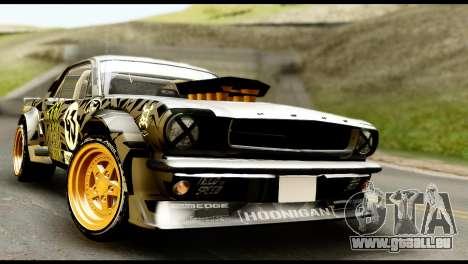 Ford Mustang 1965 Ken Block pour GTA San Andreas