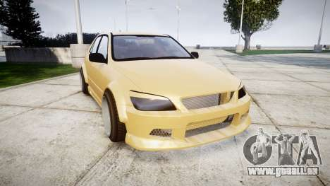 Lexus IS300 für GTA 4