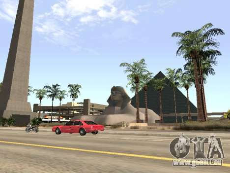 Real California Timecyc für GTA San Andreas neunten Screenshot