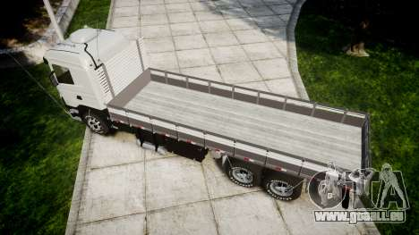 Scania 124G 400 pour GTA 4 est un droit