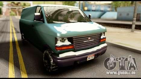 GTA 5 Burrito pour GTA San Andreas