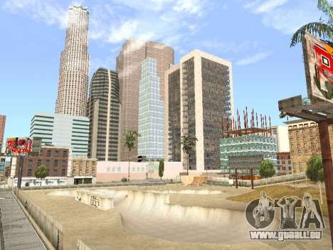 Real California Timecyc für GTA San Andreas elften Screenshot