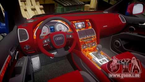 Audi Q7 2009 ABT Sportsline für GTA 4 Seitenansicht
