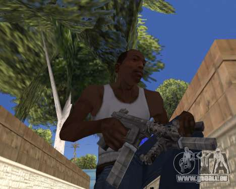 HD Weapon Pack pour GTA San Andreas cinquième écran