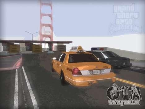 De nouveaux écrans de chargement pour GTA San Andreas onzième écran