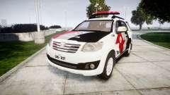 Toyota Hilux SW4 2015 Forca Tatica [ELS]