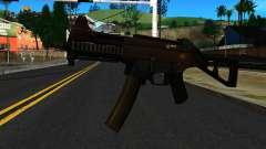 UMP9 from Battlefield 4 v2