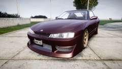 Nissan Silvia S14 Sil80 für GTA 4
