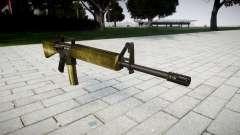 Die M16A2 Gewehr olive