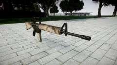 Le M16A2 fusil [optique] sahara