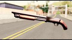 M37 from Metal Gear Solid pour GTA San Andreas