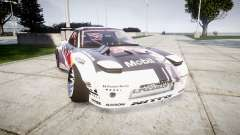Mazda RX-7 Rocket Bunny MadMake pour GTA 4