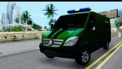 Mercedes-Benz Sprinter Banque Privée pour GTA San Andreas