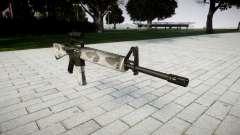 Le M16A2 fusil [optique] yukon