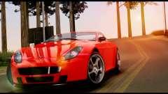 GTA 5 Dewbauchee Rapid GT Coupe [IVF]