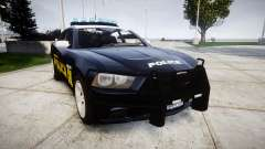 Dodge Charger RT 2013 LCPD [ELS] für GTA 4