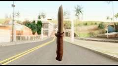BB Cqcknife from Metal Gear Solid für GTA San Andreas