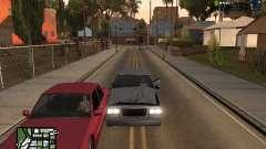 CLEO HUD by SampHack v.20 pour GTA San Andreas
