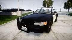 Ford Crown Victoria Highway Patrol [ELS] Liberty für GTA 4
