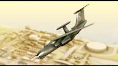 Beriev A-50 Russian Air Force