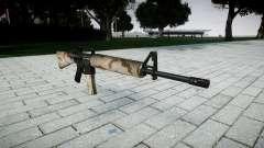 Die M16A2 Gewehr sahara