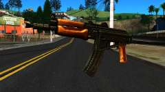 Lumineux AKS-74U v2