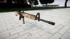Die M16A2 Gewehr nevada