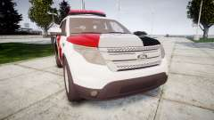 Ford Explorer 2013 Police Forca Tatica [ELS]