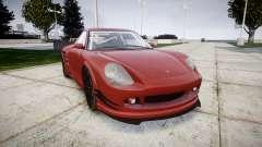GTA V Pfister Comet 918 Wheel für GTA 4