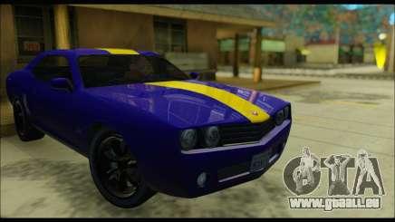 Bravado Gauntlet (GTA V) für GTA San Andreas