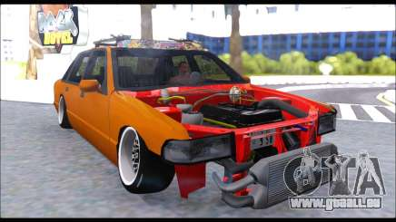 Taxi Extreme Tuning (Hellalfush) für GTA San Andreas